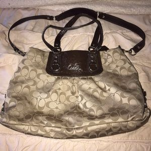 Large Coach Satchel